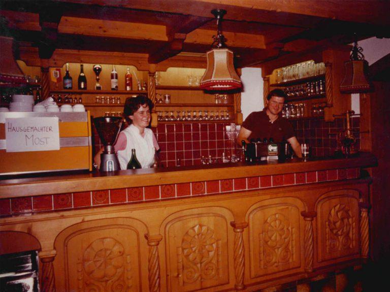 Alberta und Gerhard Liegl