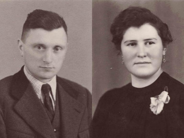 Maria und Valentin Liegl